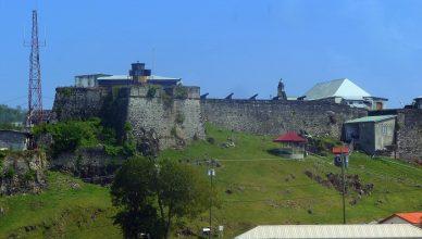 1 George Grenada