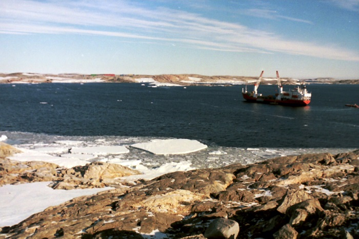 3 Casey Antarctica