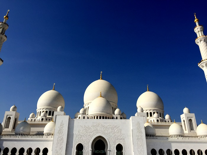 4 Zayed Mosque