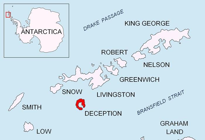 1 Deception Antarctica