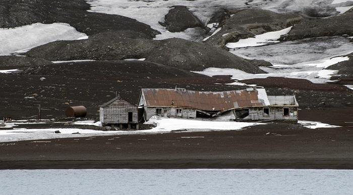 11 Deception Antarctica