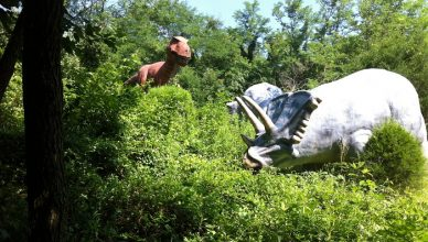 11 Dinosaur Kentucky