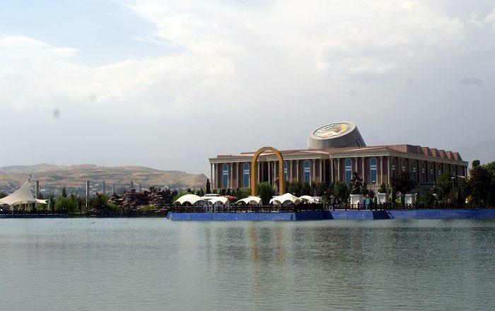 2 Tajikistan Museum
