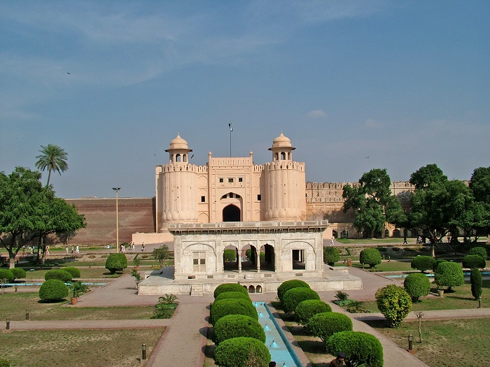 1 Lahore Fort