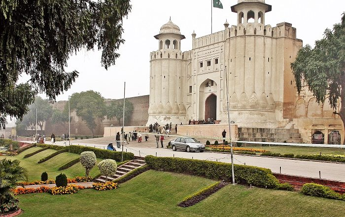 17 Lahore Fort