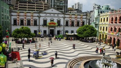 1 Senado Macau