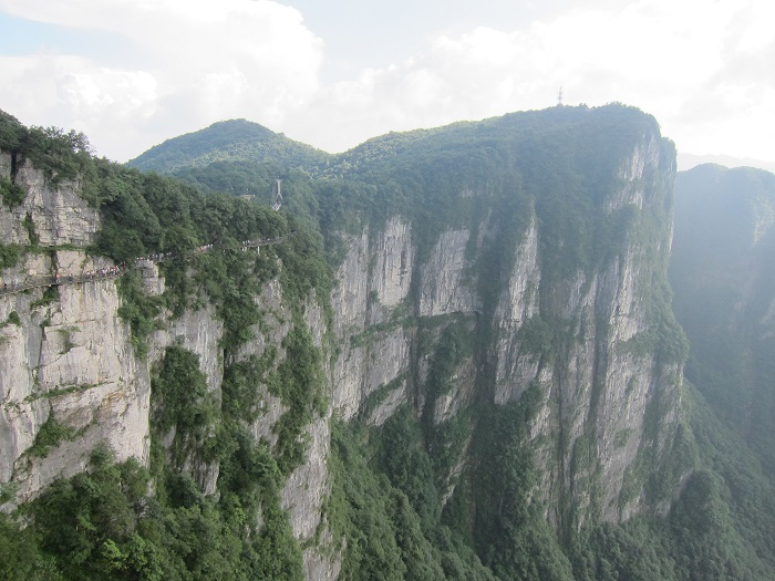 2 Tianmen Mountain