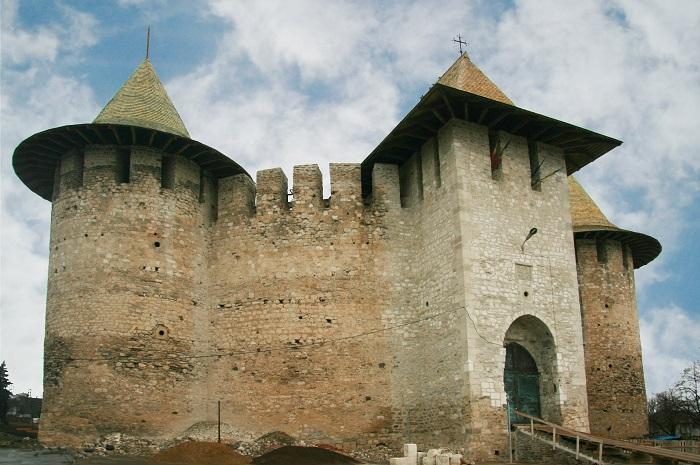 4 Soroca Fort