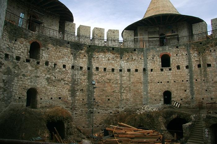 7 Soroca Fort