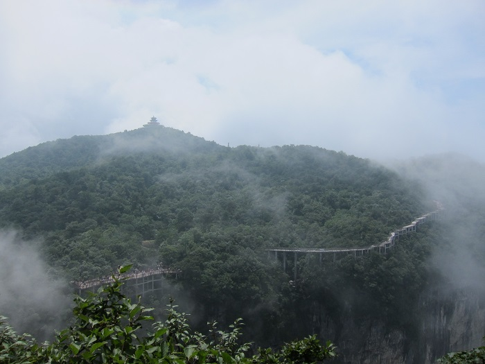 7 Tianmen Mountain