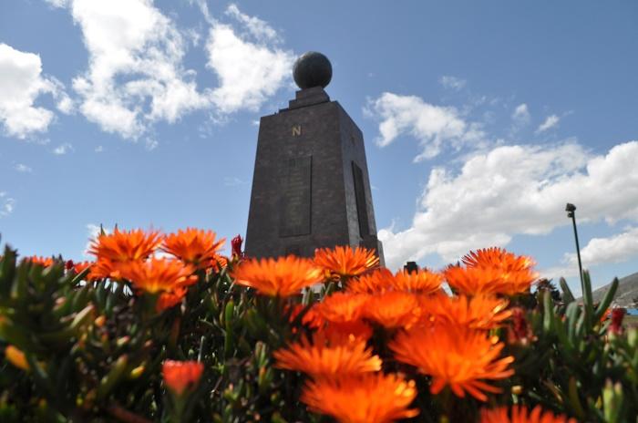1 Equator Monument