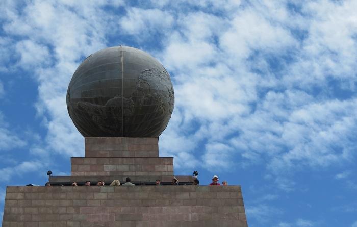 2 Equator Monument