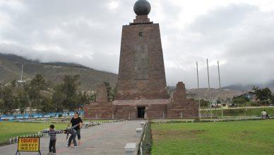 3 Equator Monument