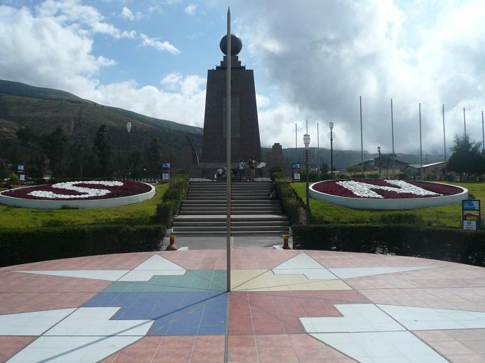 4 Equator Monument
