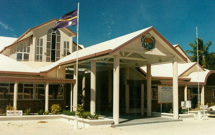 1 Nauru Parliament