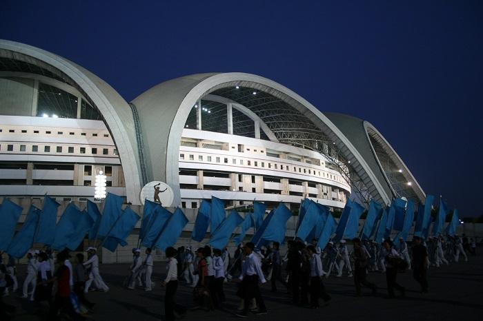 4 Rungrado Stadium