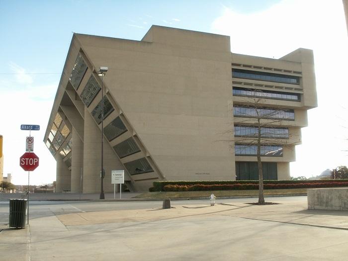 5 Dallas Hall