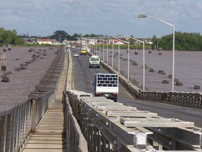 2 Demerara Bridge