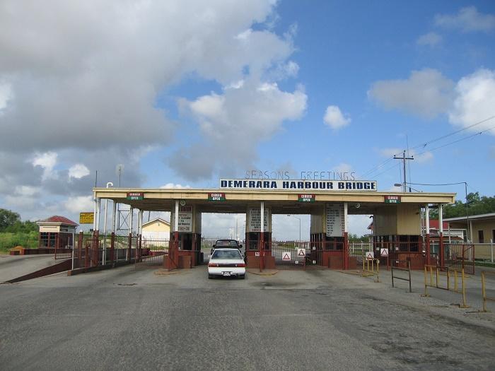 4 Demerara Bridge