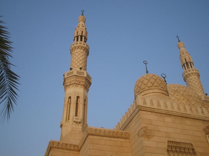 1 Jumeirah Mosque