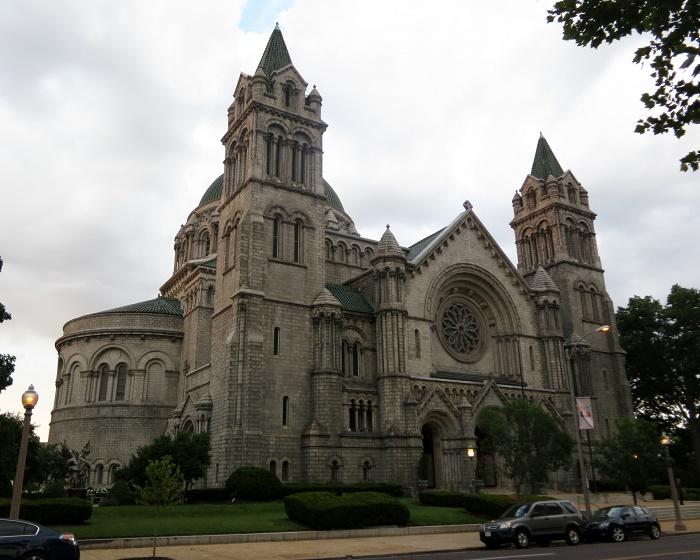 1 Louis Church