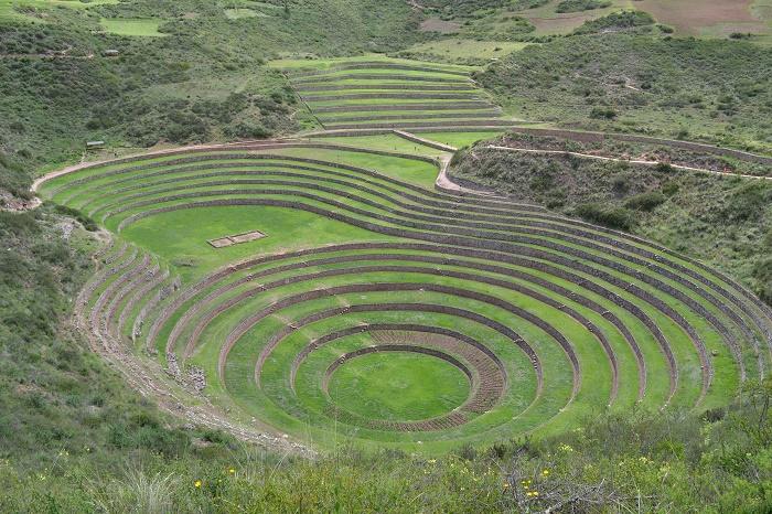 7 Moray Peru