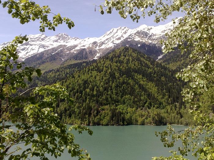 10 Ritsa Abkhazia