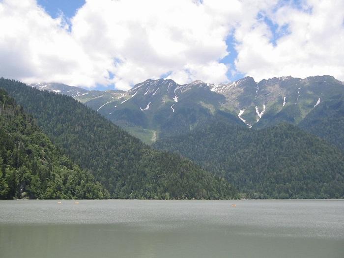 2 Ritsa Abkhazia