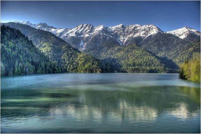 3 Ritsa Abkhazia