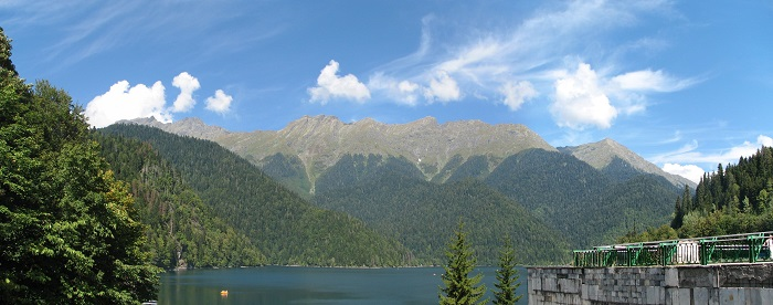 4 Ritsa Abkhazia