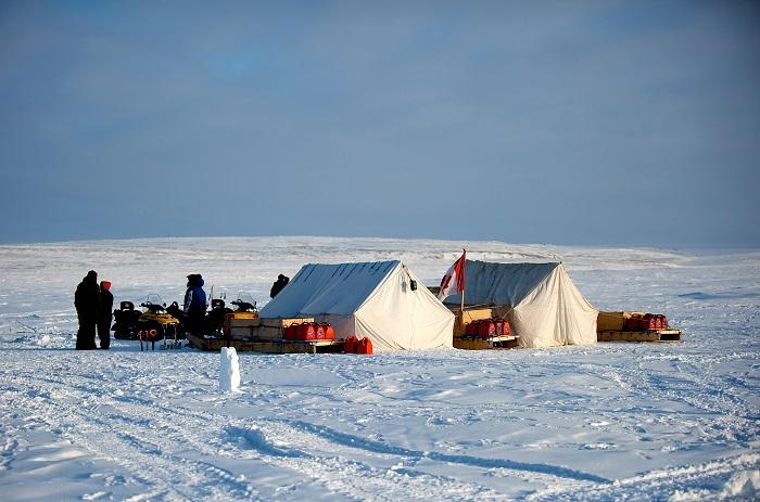 6 Alert Nunavut