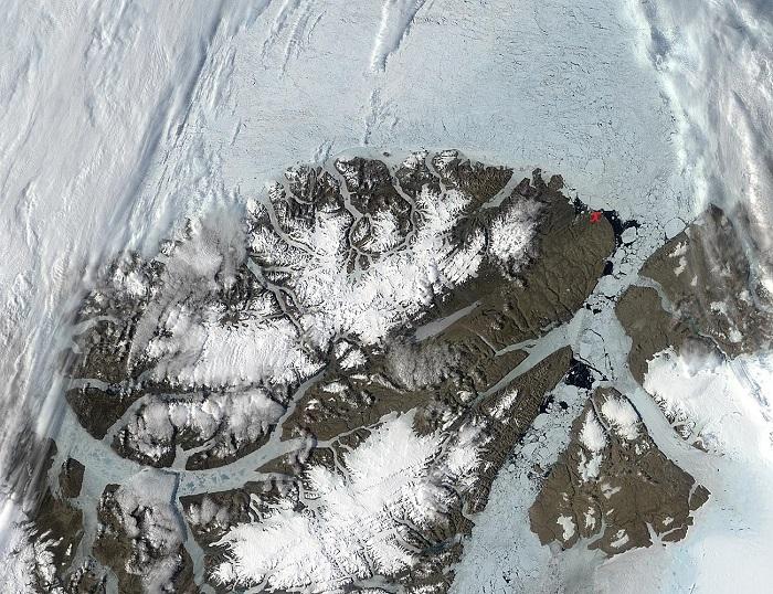 8 Alert Nunavut