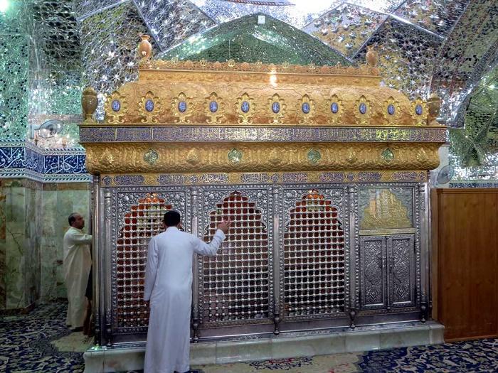 3 Kufa Mosque