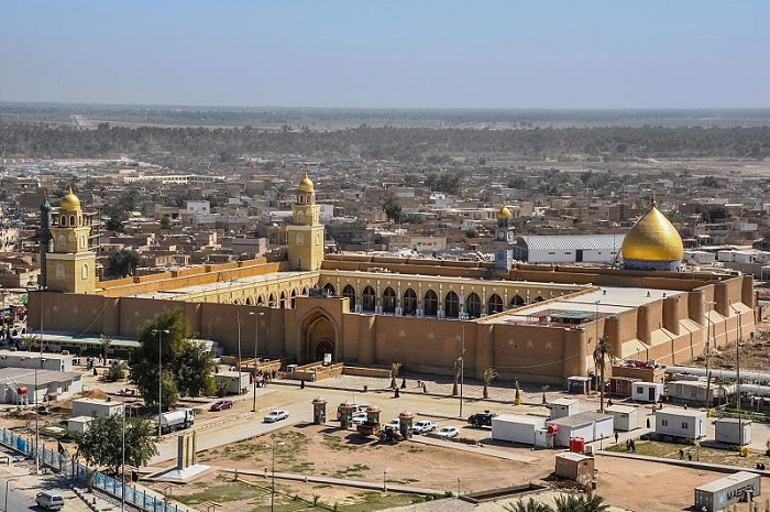 4 Kufa Mosque
