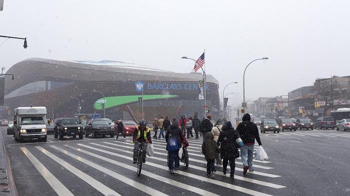 5 Barclays Brooklyn