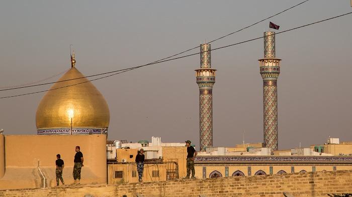 5 Kufa Mosque