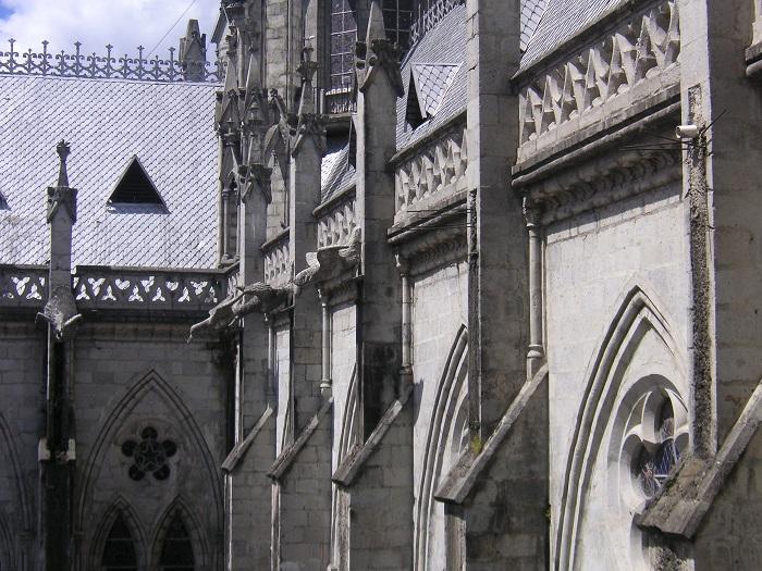 6 Quito Basilica