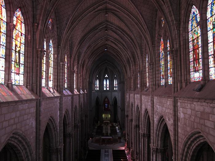 7 Quito Basilica