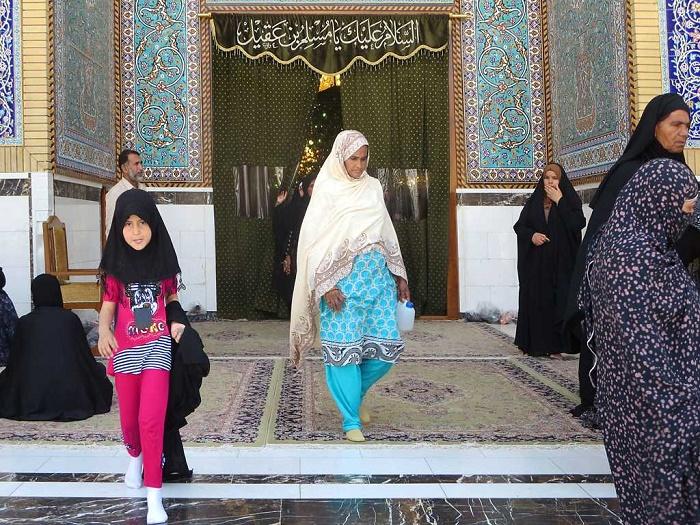 9 Kufa Mosque