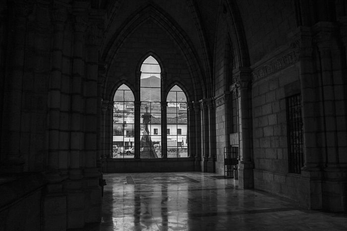 9 Quito Basilica