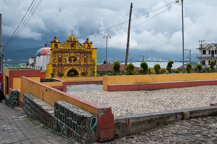 1 Xecul Church