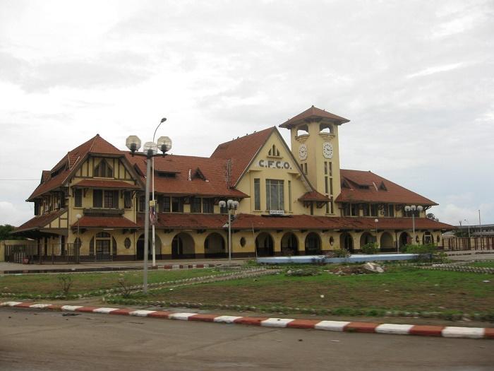 2 Pointe Noire Station