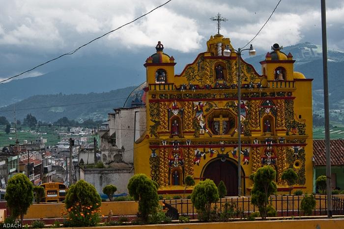 3 Xecul Church