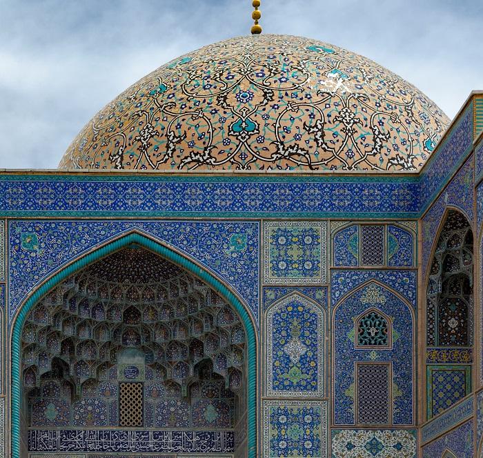 4 Lotfollah Mosque