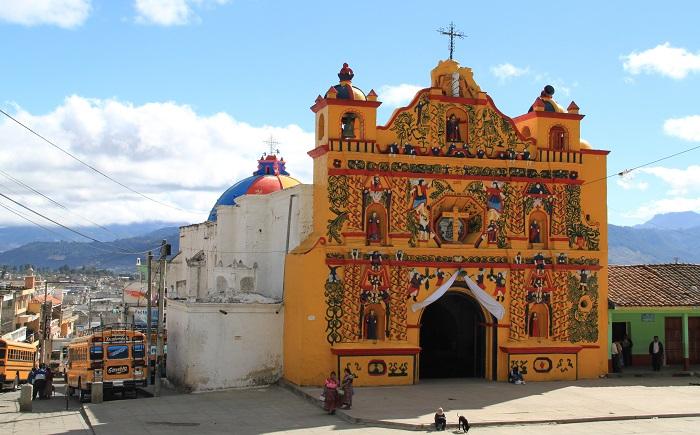 4 Xecul Church