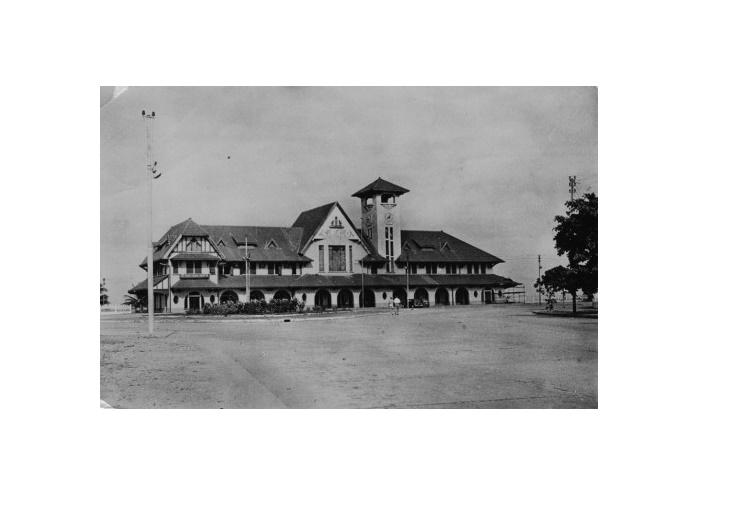 5 Pointe Noire Station