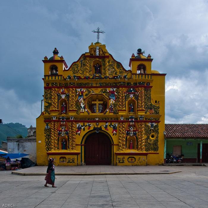 5 Xecul Church