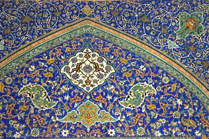 7 Lotfollah Mosque