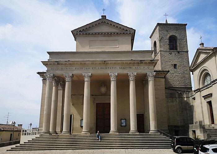 1 San Marino Basilica