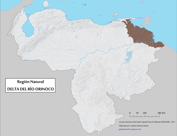 11 Orinoco Delta